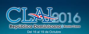 Logotipo CLAI 2016a